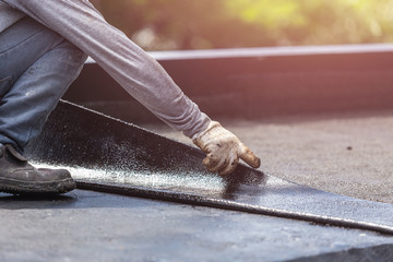 ROOFING SERVICES - Flat Roofing Install / Repair